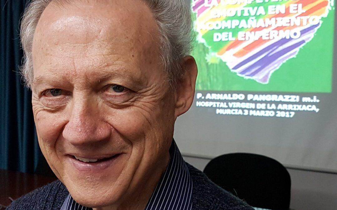 Intervista a Padre Arnaldo Pangrazzi sul suo nuovo libro