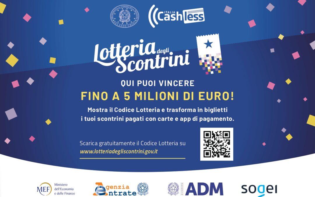 Partecipa alla Lotteria degli scontrini anche da Libreria Romani!